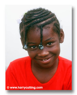 African American Girls Hairstyle Pictures