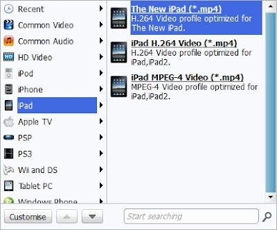 Convert Euro 2012 video to MP4