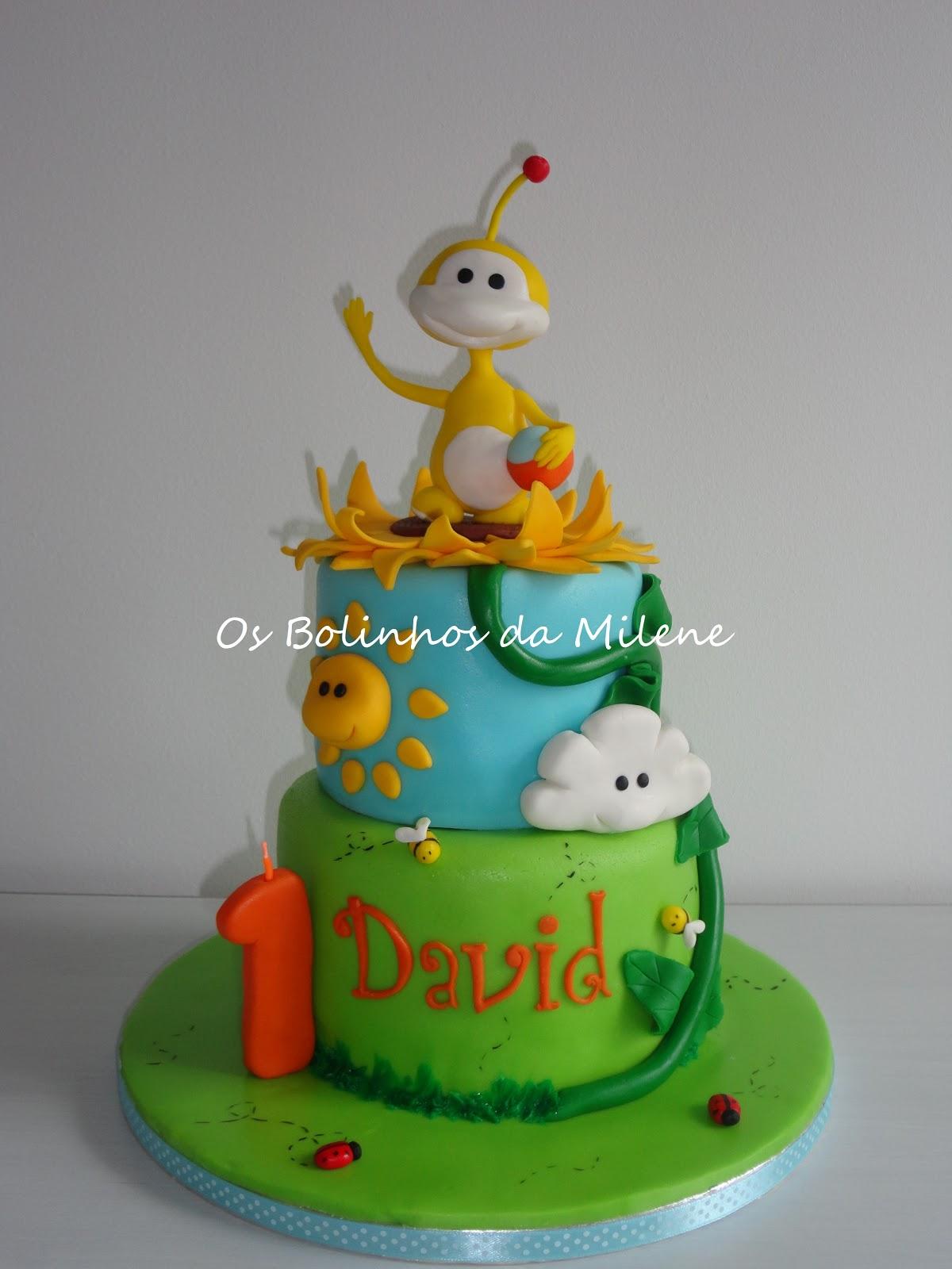 Cake Design Lisboa Encomendas : Cake Pops Portugal : . . Os Bolinhos da Milene: Bolo Uki