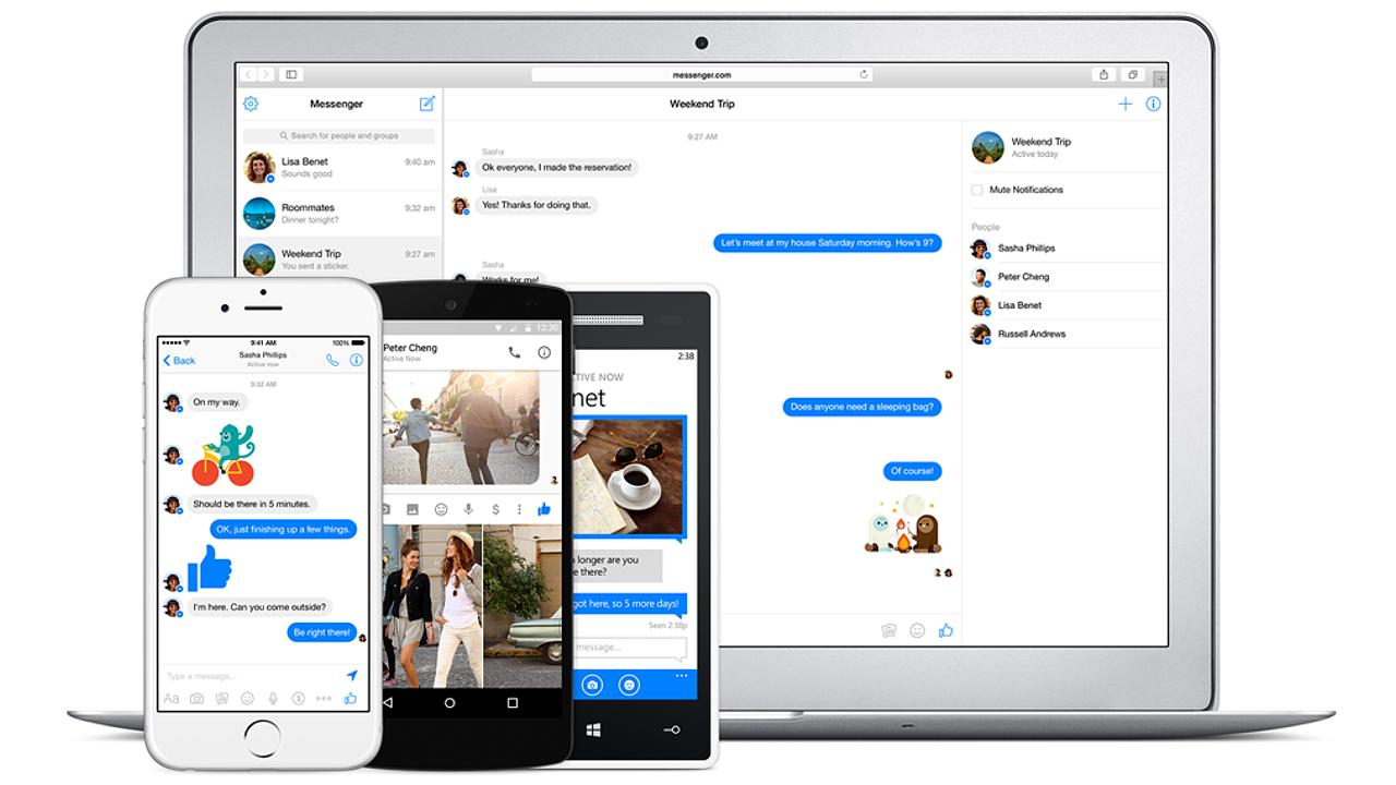 Ya No Necesitas Una Cuenta De Facebook Para Usar Messenger
