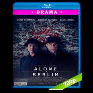 Alone in Berlin (2016) BRRip 720p Audio Ingles 5.1 Subtitulada