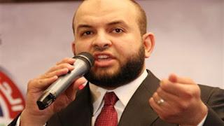 قوات الامن تلقي القبض على الدكتور أحمد عارف المتحدث الرسمي باسم جماعة الإخوان