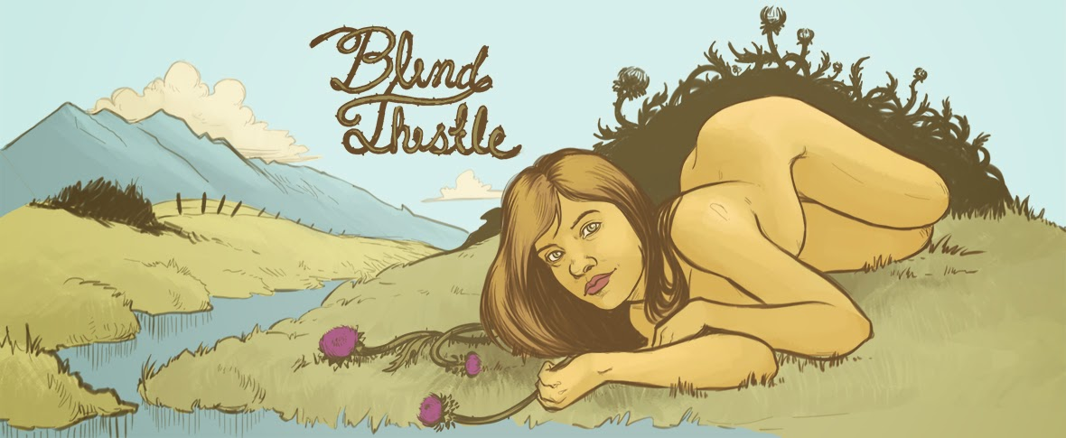 Blind Thistle