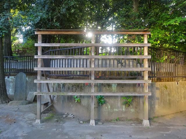 みくじ掛,氷川神社,東中野〈著作権フリー無料画像〉Free Stock Photos