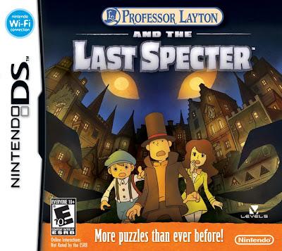 Professor Layton e il Richiamo dello Spettro DS