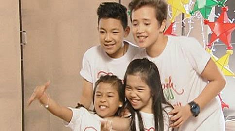 Voice Kids sing ABS-CBN's new Christmas song