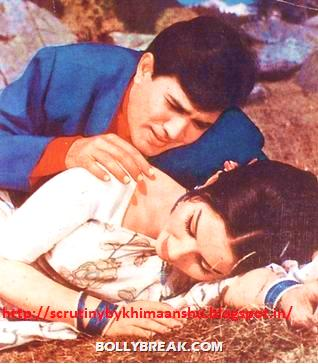 Sharmila Tagore Rajesh Khanna Aaradhana  - (8) - Remembering Rajesh Khanna - First Bollywood Superstar