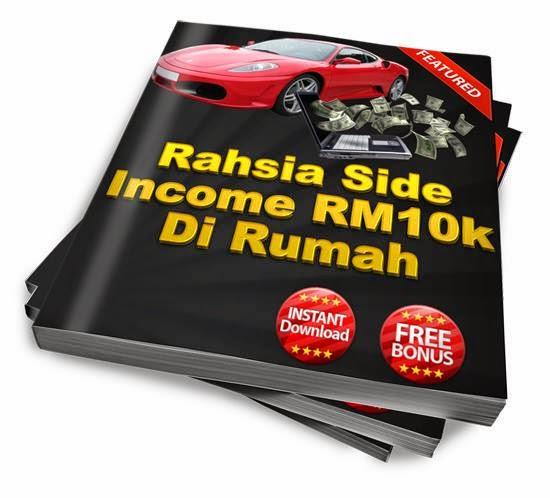 Rahsia Side Income RM10k Dari Rumah