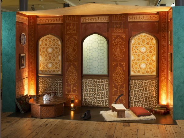 Islamic decorative wall art for interiors Islamic decorations for home