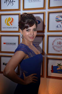 Samantha New Hot Stills at Food For Change Charity Show Event