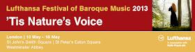 Lufthansa Festival of Baroque Music 2013