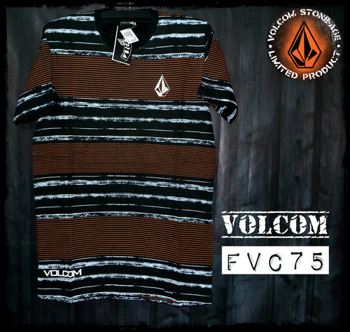 Kaos Surfing Volcom Kode FVC75