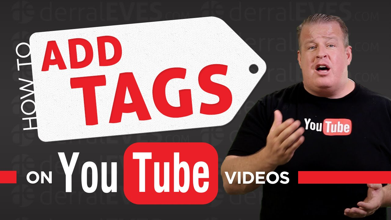 How to add tags to multiple YouTube Videos at the same time