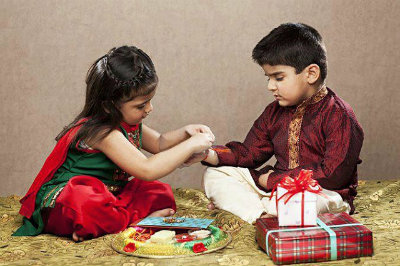 RAKSHA BANDHAN (ALL PICTURES ARE VIDEOS)
