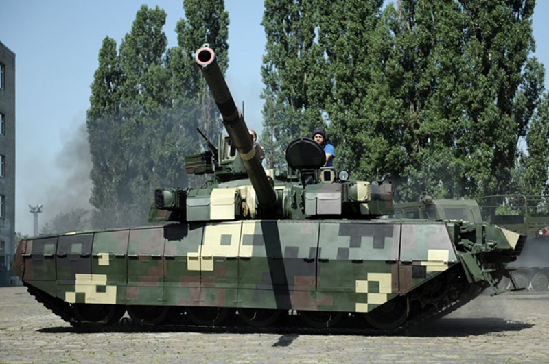 T-84 OPLOT M Main Battle Tank (MBT) of Royal Thai Army | Global Military Review