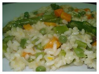Resep Masakan Sayur Risotto