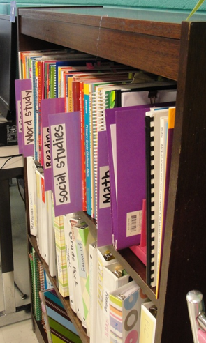 ORGANIZE YOUR TEACHER RESOURCES {CFC Project 2013} - Clutter-Free ...