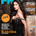 Katrina Kaif FHM India July 2012 [HQ Scans]