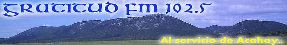 Radio Gratitud FM 102.5