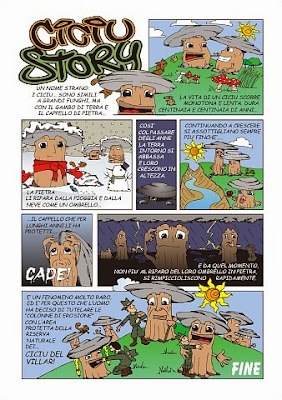 Ciciu Story – Cartoon