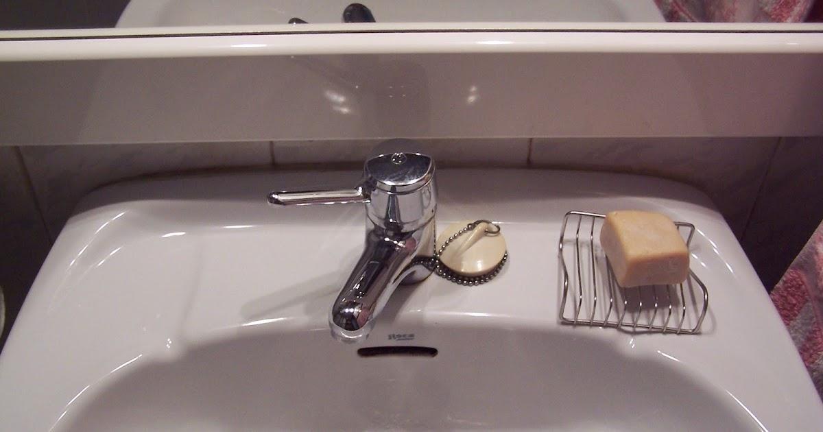 Reparacionesdiarias cambio de un grifo for Cambiar grifo lavabo