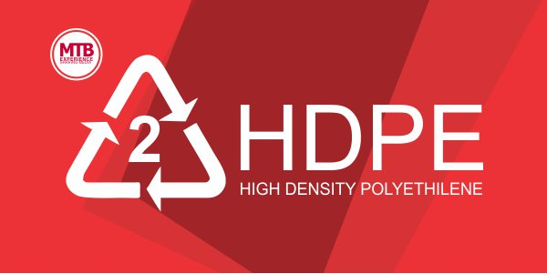 No. 2. HDPE (High Density Polyethilene)
