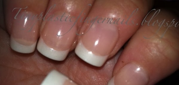 Kiss Everlasting Pearl French Tip Real Short Length Nails Review