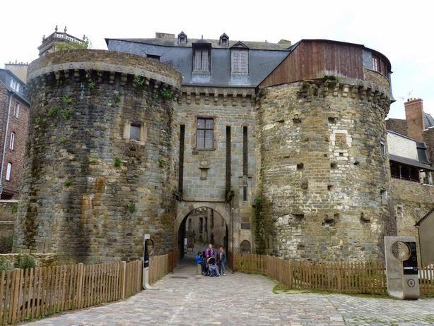 Porte Mordelaise, Rennes.