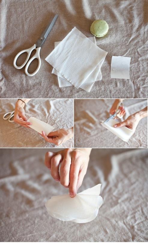 Поделки для свадьбы своими руками для детей - Поделки на 8 Марта своими руками из бумаги, ватных дисков