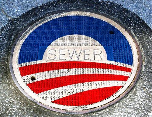 Obama Sewer
