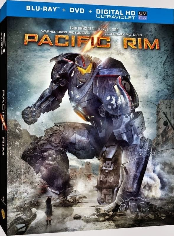 Pacific Rim (Titanes del Pacífico) (2013) m1080p BDRip 6GB mkv Dual Audio AC3 5.1 ch