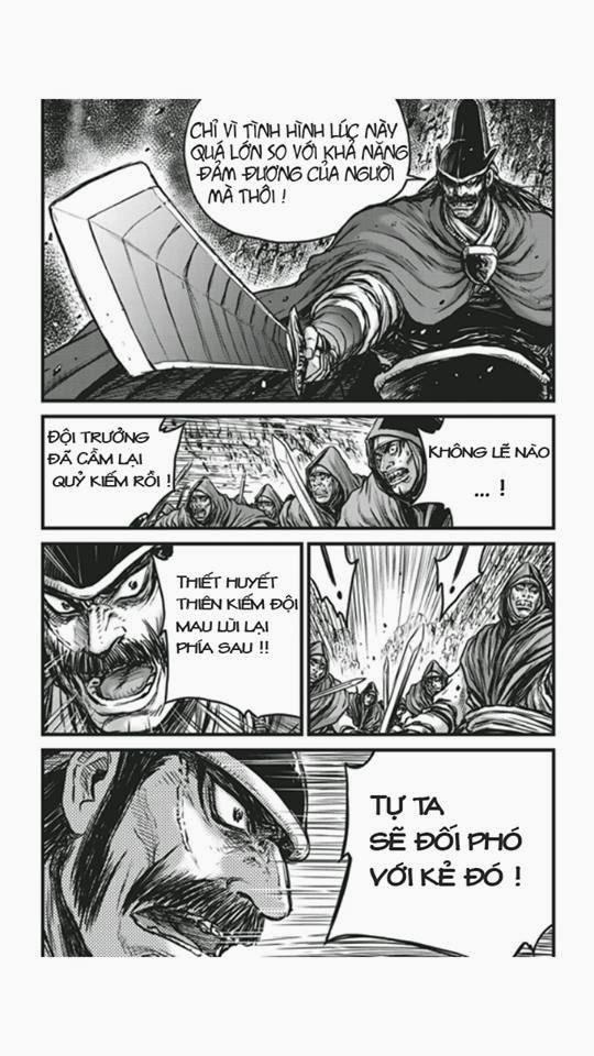Hiệp Khách Giang Hồ chap 451 Trang 5