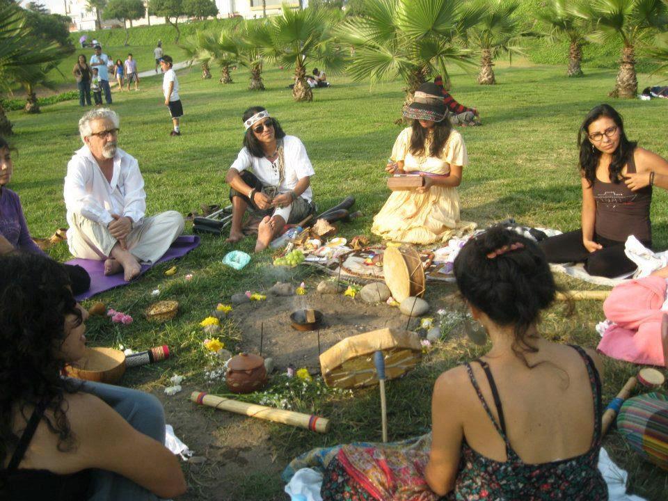 YANANTIN: Integración del Sagrado Masculino y femenino