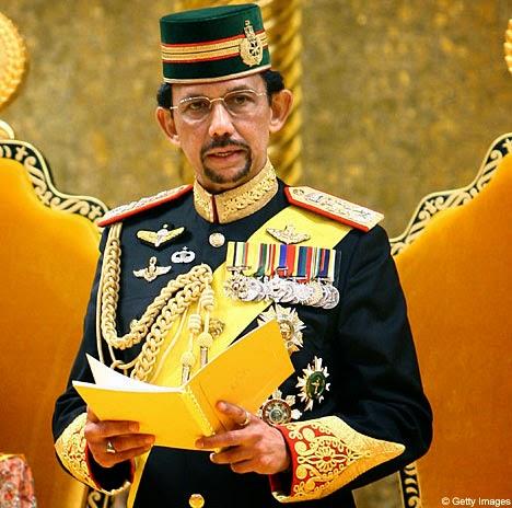 LGBT Boikot Sultan Brunei Kerana Hudud