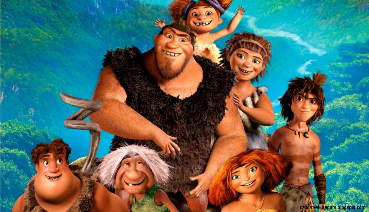 The Croods Poster HD Wallpaper   iHD Wallpapers
