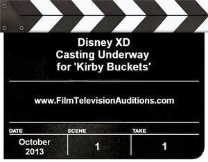 Disney casting for new comedy series Kirby Buckets