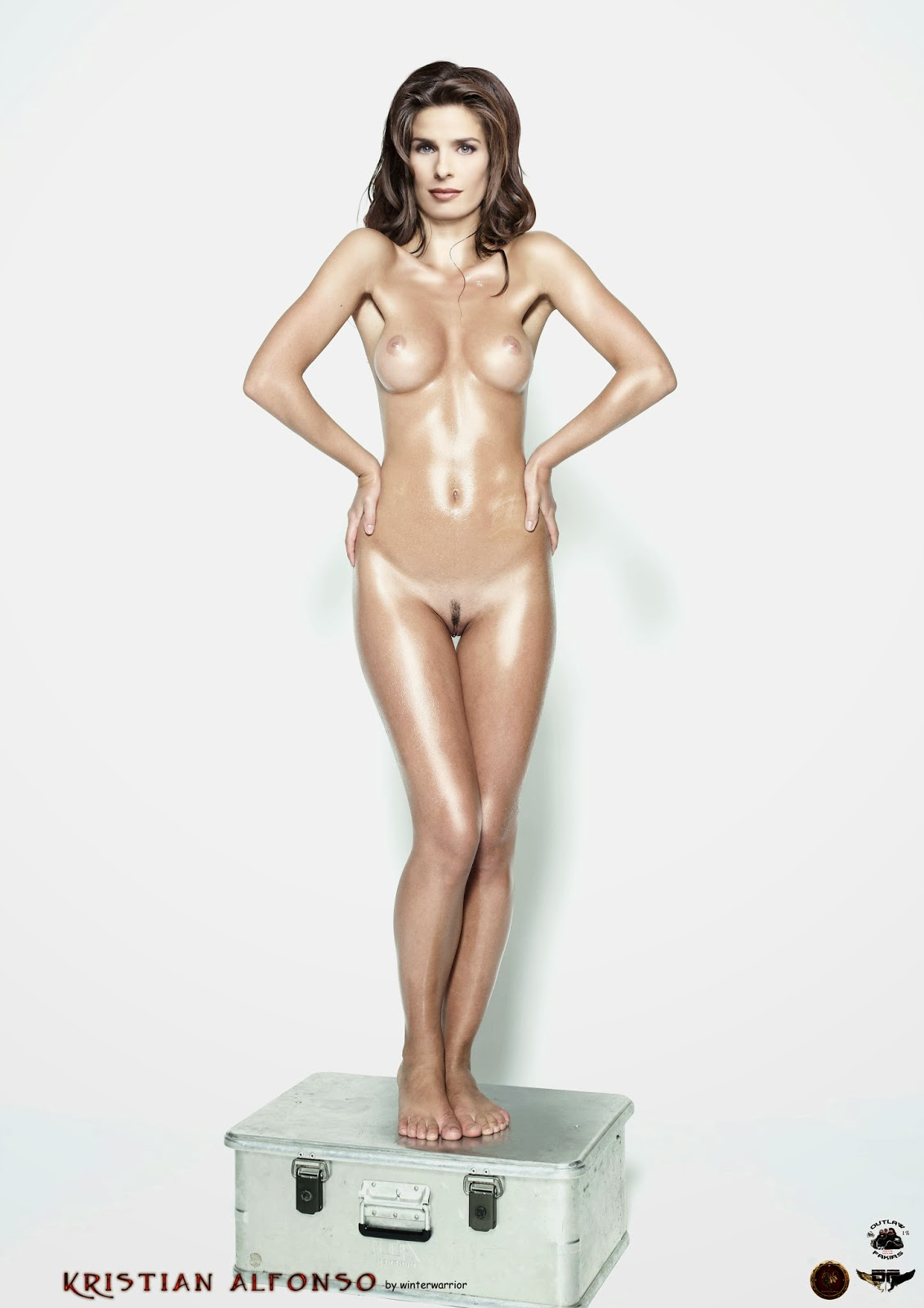 young kristian alfonso nude