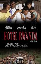 Chandler Hotel Rwanda Movie Poster