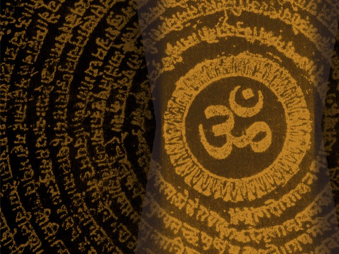Download OM Wallpaper