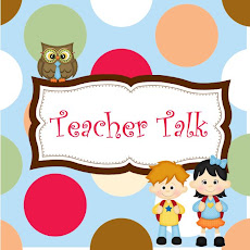 The Teacher Talk Blog!