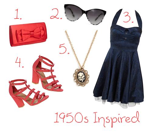 1950s Inspired