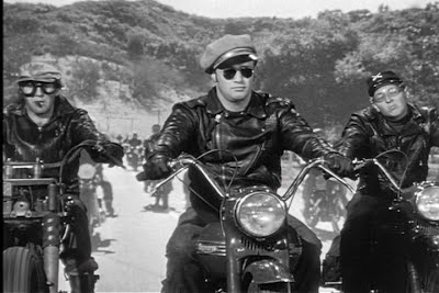 Black Rebel Motorcycle Club band name idea - Marlon Brando - The Wild One