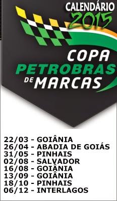 COPA PETROBRÁS - Calendário