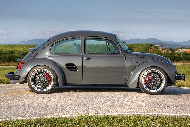 Your daily car fix: Porsche beetle
