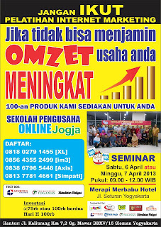 Pakar Internet marketing, Pakar Bisnis Online