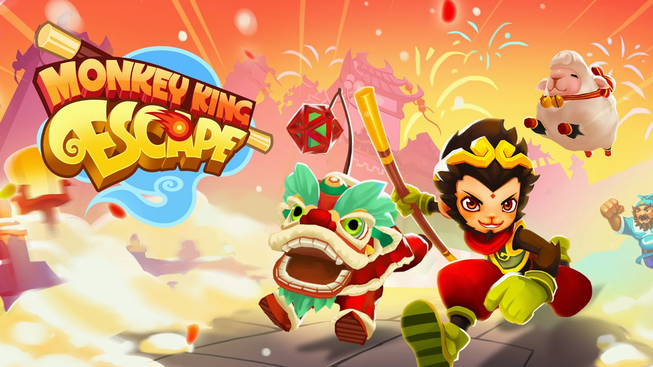 Monkey King Escape Gameplay IOS / Android