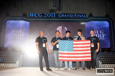 WCG 2011 League of Legends (LoL) Winner