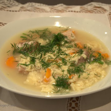 Zupa rybna - Czytaj więcej »