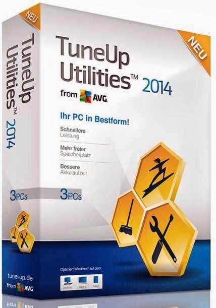 TuneUp Utilities 2014 14.0.1000.275 Full