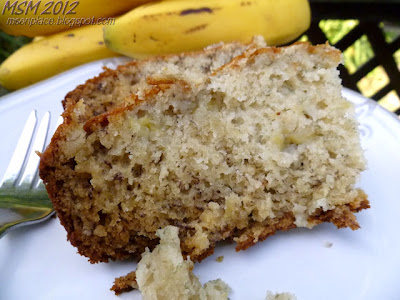 Buttermilk Banana Bread | Ms. enPlace